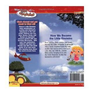 How We Became the Little Einsteins (Disney's Little Einsteins (8x8)): Disney Book Group, Marcy Kelman, Disney Storybook Art Team: 9781423102120: Books