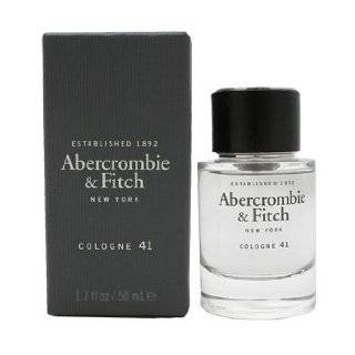 Brand New in Retail Box Abercrombie Cologne 41 for Men 1.0 Oz Beauty