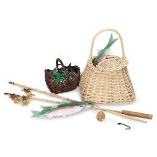 """Kirsten's Fishing Set"" for 18"" American Girl Doll: Toys & Games"