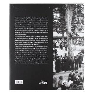 La Segunda Republi Espa�ola: Imagenes para la historia: Paco Elvira: 9788497858748: Books