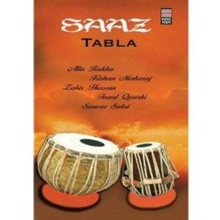 Saaz Tabla (Indian Classical Music/Instrumental/Tabla/Percussion/Foreign Music/Zakir Hussain): Music