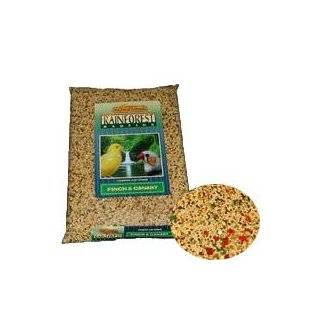 Kaylor Made Rainforest Exotics Vitamin Enriched Canary & Finch Food: Pet Supplies