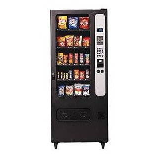 Selectivend Snack Vending Machine 5 Easy Loading Tilt Out Trays  Food Dispensers