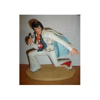 "Elvis in concert ""Aloha From Hawaii"" Figurine : Collectible Figurines : Everything Else"