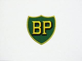 Bp Logo Iron on Patch