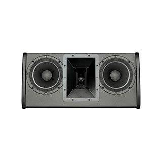 """Electro Voice FRi 2082 BLK Dual 8"""" 2 Way Low Profile Fixed Install: Electronics"""