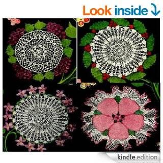Flores e frutas malha Doilies parte i (Portuguese Edition) eBook: Unknown: Kindle Store