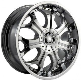 VISION WHEEL   323 torch   20 Inch Rim x 9   (5x115/5x5) Offset (15) Wheel Finish   Chrome: Automotive
