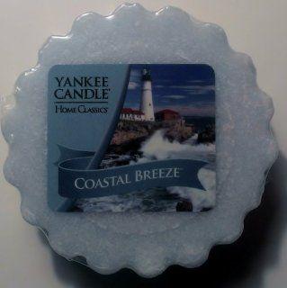 Yankee Candle Tart Wax Melt ~ Coastal Breeze ~ Set of (3)   Scented Candles