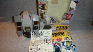 VINTAGE IDEAL 1984 ROBO FORCE ACTION ROBOT FIGURES ENEMY THE DICTATOR FIGURE, ROBO FORCE ROBOT FIGURE: Toys & Games