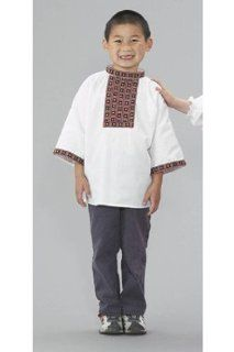 Ethnic Costume: Russian Boy Shirt   Color May Vary; no. FPH329B: Everything Else