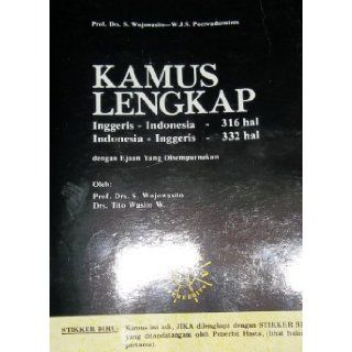 Kamus lengkap bahasa Jawa: Jawa Jawa, Jawa Indonesia, Indonesia Jawa: S. A Mangunsuwito: 9789795430728: Books