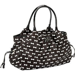 Kate Spade Bow Shoppe Stevie Baby Bag Black Cream: Baby