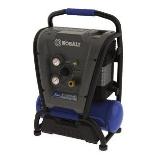 Kobalt 1 HP 2 Gallon 135 PSI Electric Air Compressor U12HCCL