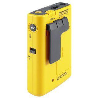 Sangean DT 400W AM/FM Digital Weather Alert Pocket Radio Electronics