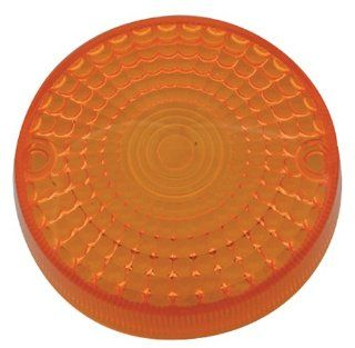 Chris Products Turn Signal Lens Amber/Replaces 33402 377 671 DH2A: Automotive