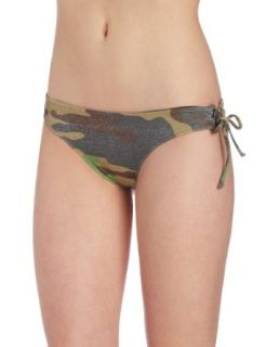 Diesel Women's Camo Print Angels Tie Side Hipster at  Women�s Clothing store