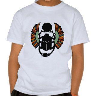Egyptian Scarab Beetle Tees