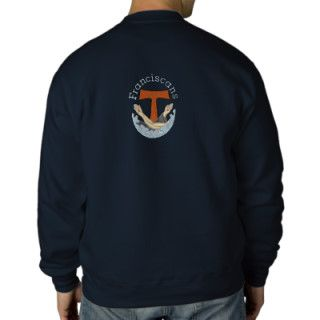Franciscans Embroidered Sweatshirt
