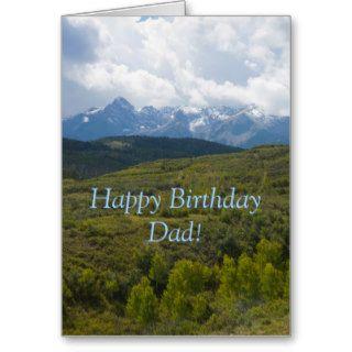 Happy Birthday, Dad! Greeting Cards