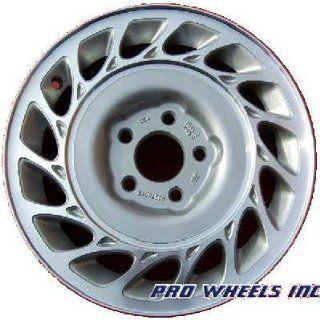 """Saturn L100 L200 Ls1 Lw2 Lw300 15X6"""" Machined Silver Factory Wheel Rim 7016 Automotive"""