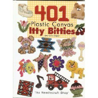 401 Plastic Canvas Itty Bitties Vicki Blizzard 9781573671750 Books