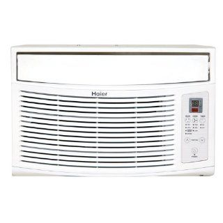 Brand New, Haier   6000 BTU Energy Star Window Air Conditioner with Remote Control (Appliances   Air Conditioners): Home & Kitchen