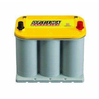 Optima 8040 218 FFP YellowTop Group 35 Deep Cycle Battery Automotive