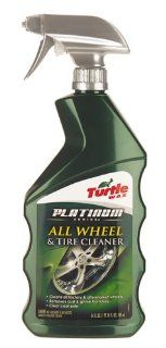 Turtle Wax T426 Platinum Series All Wheel and Tire Cleaner, 26.25 ounces: Automotive
