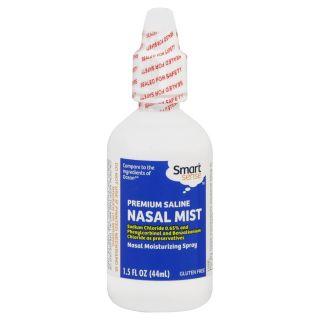 Simply Saline Saline Nasal Mist, Sterile, Giant Size   Health & Wellness   Medicine Cabinet   Allergy & Sinus