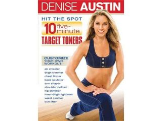 Denise Austin: Hit The Spot 10 Five Minute Target