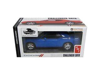 Dodge Challenger SRT8 2010 B5 Blue Assembled Model Kit