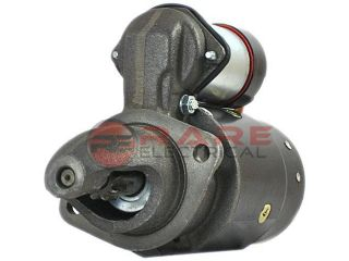 NEW 12 VOLT STARTER MASSEY FERGUSON TRACTOR TO20 TO30 TO35 181 541 M91 10461661