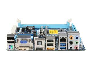 GIGABYTE GA H55N USB3 LGA 1156 Intel H55 HDMI USB 3 0 Mini ITX Intel