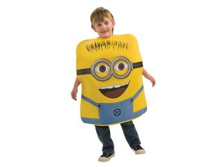 Boys Despicable Me Minion Jorge Costume
