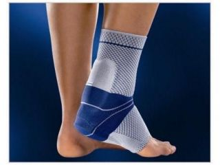 Bauerfeind AchilloTrain Achilles Tendon Support, 81/4   9 (Left) , Nature