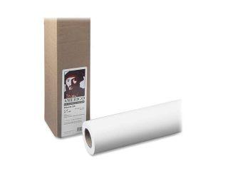 "PM Company Wide Format Rolls, Inkjet Paper, 24 lbs., 2"" Core, 24"" x 150 ft, White, Amerigo"