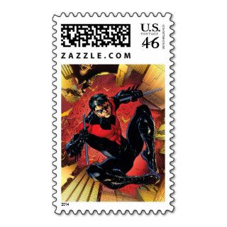 The New 52   Nightwing #1 Stamps