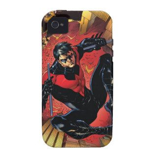 The New 52   Nightwing #1 Vibe iPhone 4 Case