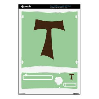 Tau Cross or Crux Commissa Decal For Xbox 360 S