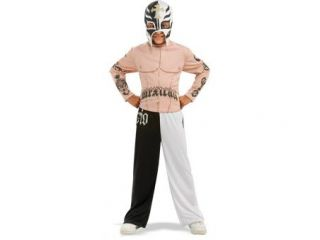 Child Rey Mysterio Jr Costume   Large