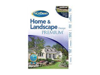 Punch! Software Home & Landscape Design Premium Nexgen3  Software
