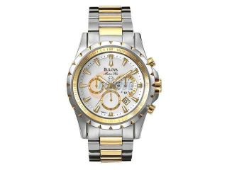 Bulova Marine Star Mens Watch 98B014