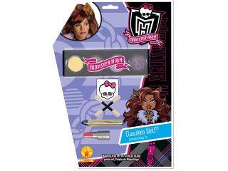 Monster High Clawdeen Wolf Costume Makeup Kit