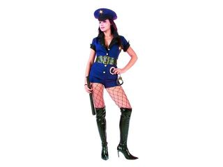 Naughty Sexy Sheriff Police Cop Costume Adult Large