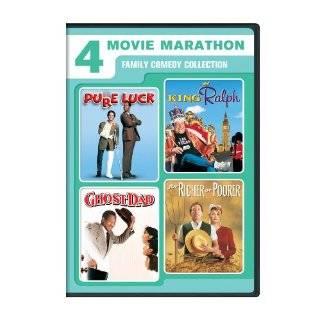 Pure Luck [VHS] Martin Short, Danny Glover, Sheila Kelley