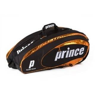 Prince Tour Team 12 Pack Tennis Bag Orange  Sports