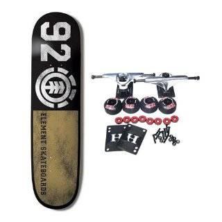 ELEMENT SKATEBOARDS Complete Skateboard METALLIC 92