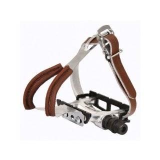 Brooks Saddles Bicycle Toe Clip (38 44, Chrome) Brooks Toe Clips