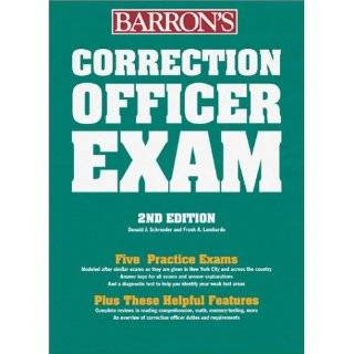Master The Corrections Officer Exam: Take the Next Step